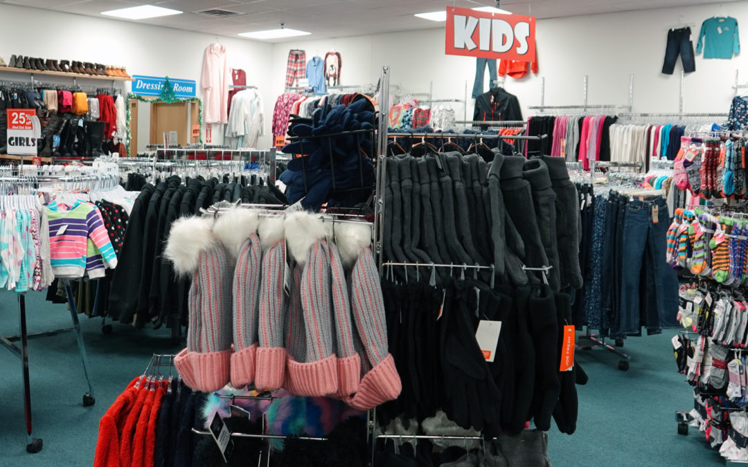 Label Shopper Adds Kids Clothes