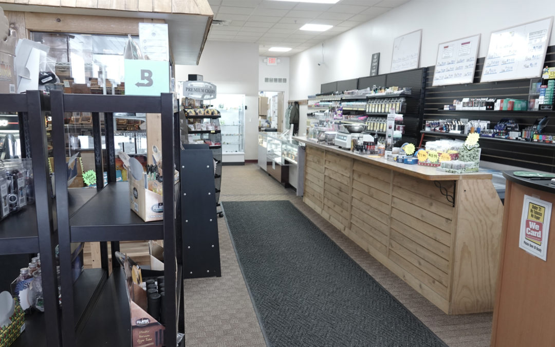 Tobacco Outfitters carries CBD Products